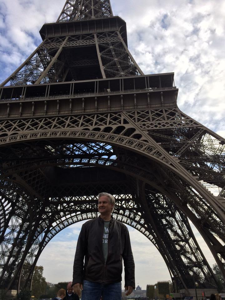 Paris captured